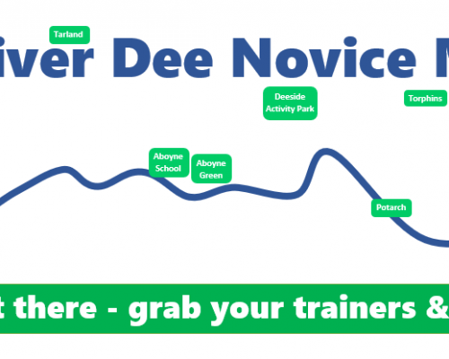 River Dee Novice MapRun