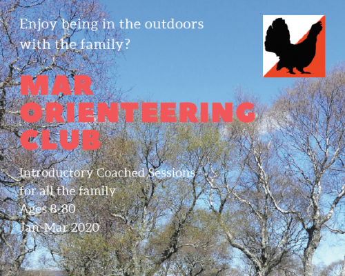 Introductory Family Orienteering Winter 2020