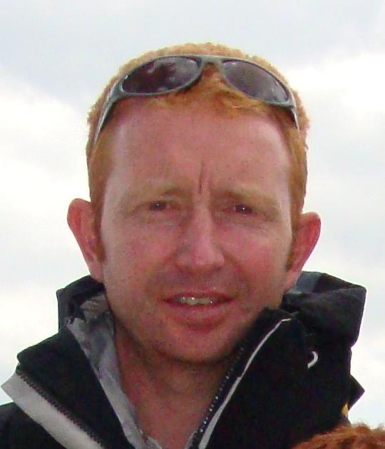 photo of Craig Chapman