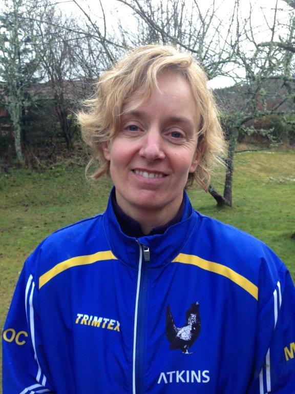 photo of Clare Pritchett